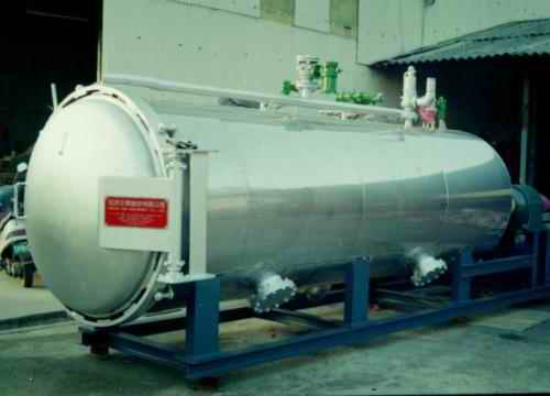 steam retort sterilizer / steam autoclave sterilizer